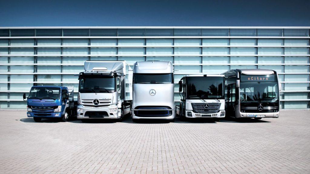 Выделение Daimler Trucks состоится в декабре