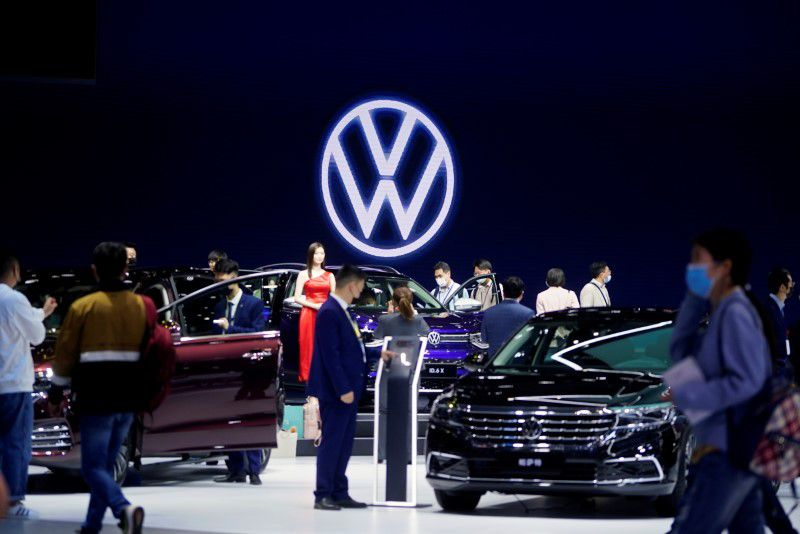 Как Volkswagen заглох в Китае