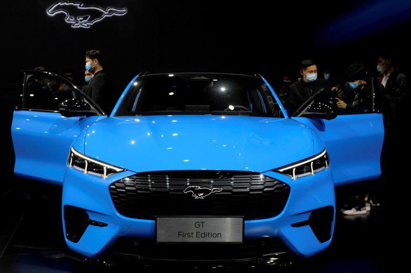 Предприятие Ford по производству аккумуляторов с SK Innovation идет в Европу