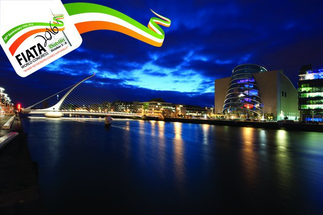 FIATA мировой конгресс в Дублине