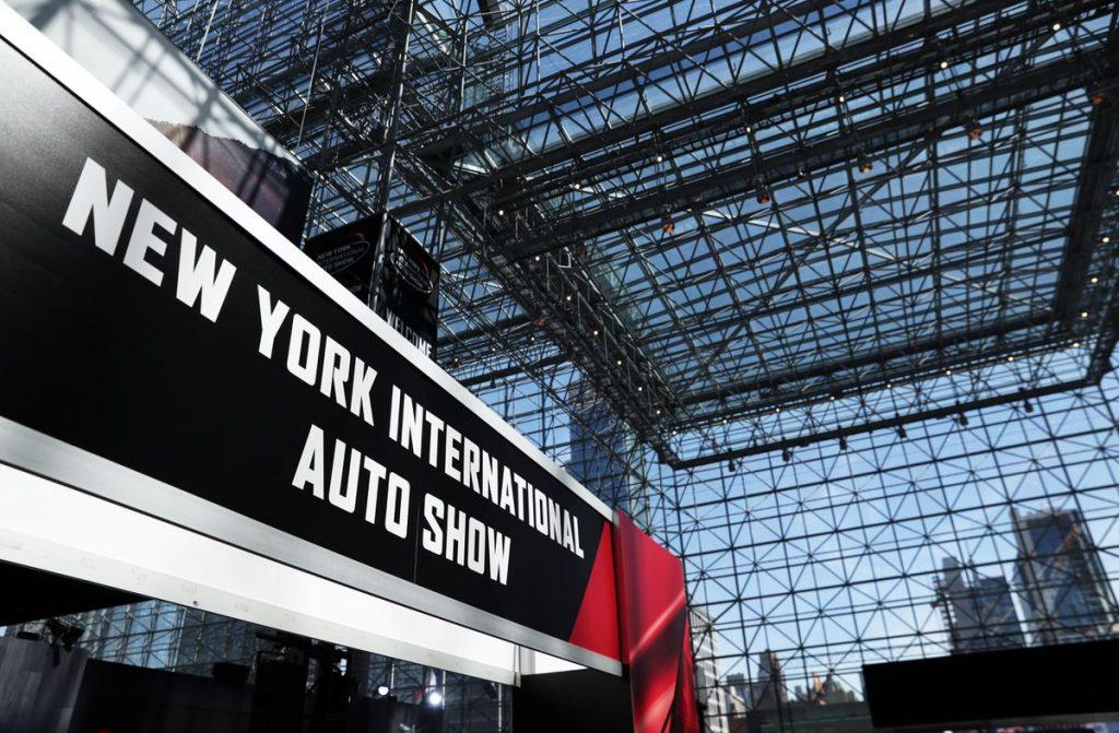 Автосалон в Нью-Йорке отменен из-за опасений по поводу варианта Delta