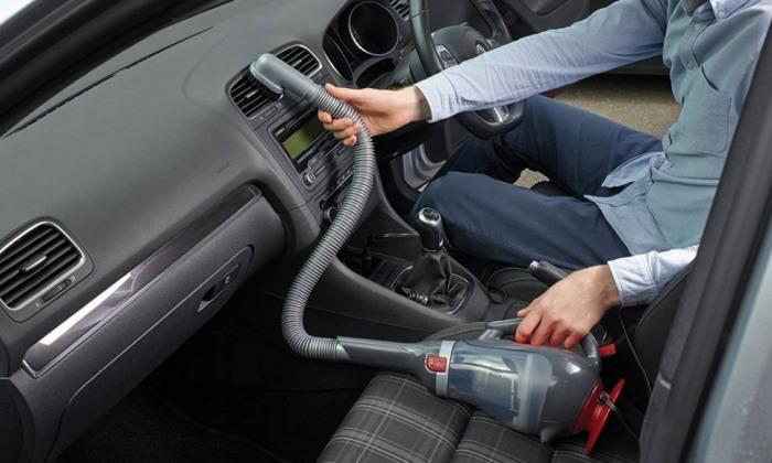 Пылесосы для автомобиля