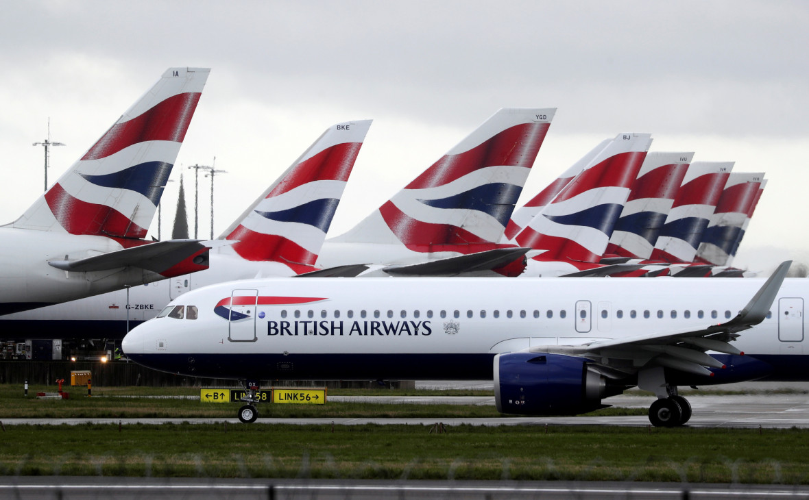 В Великобритании авиакомпании подали в суд на власти из-за карантина
