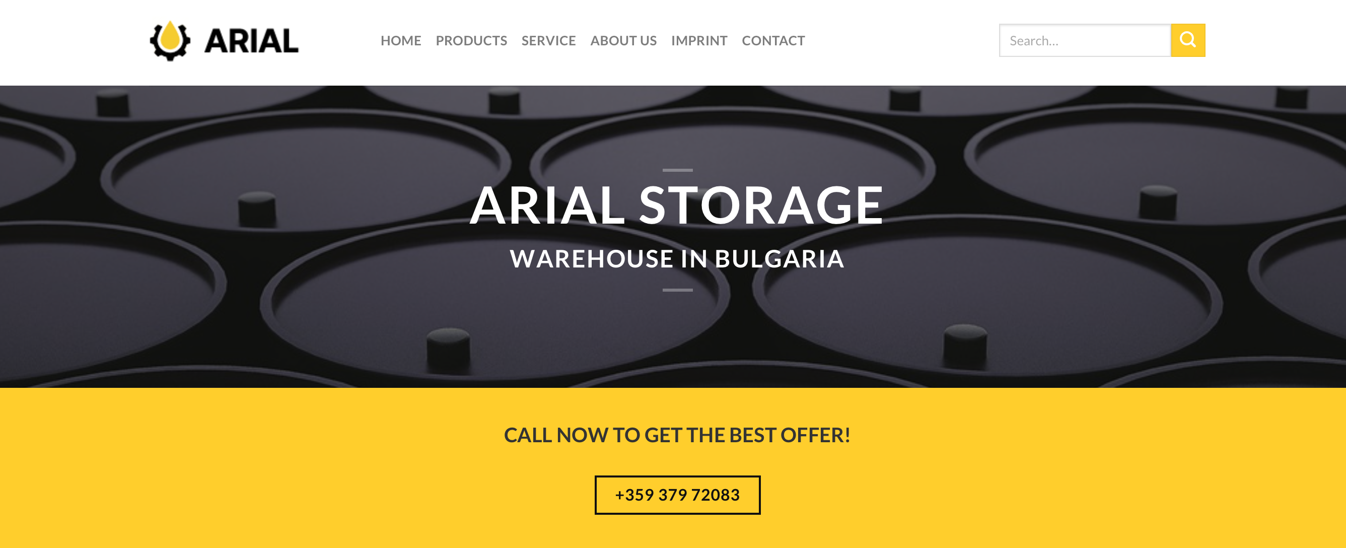 ARIAL - моторные масла из Германии