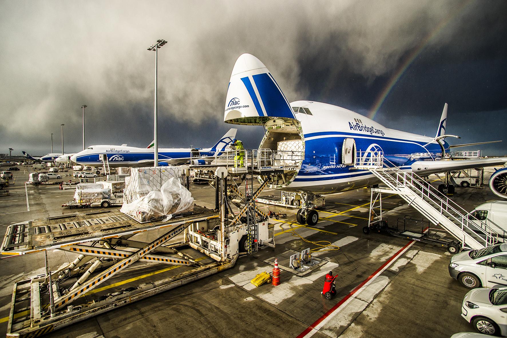 AirBridgeCargo запускает новый регулярный сервис из Лондона в Москву