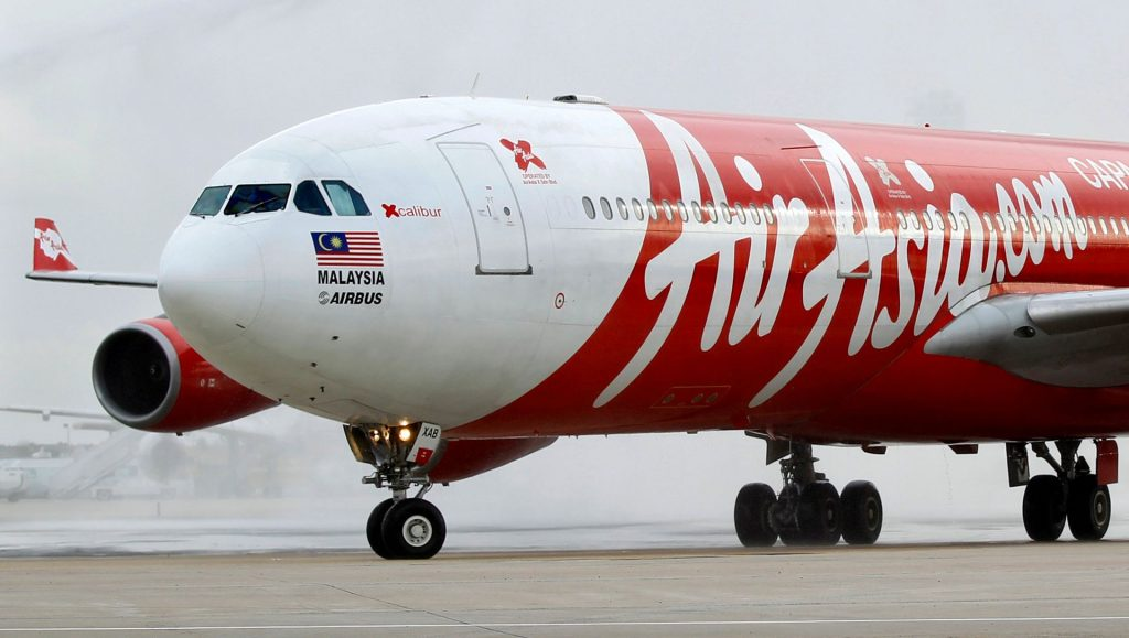 Airbus заключил сделку по реструктуризации заказа AirAsia