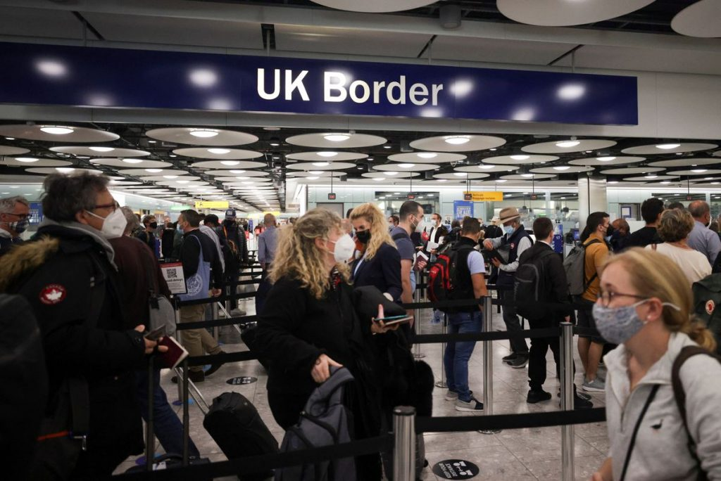 Britain's transport minister says: I know the travel rules are painful