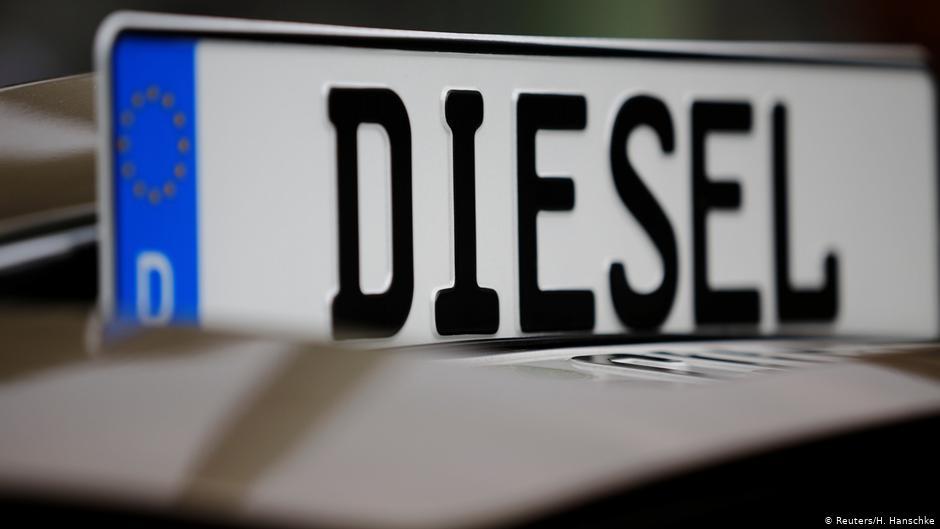 Германия: рост топлива в начале года
