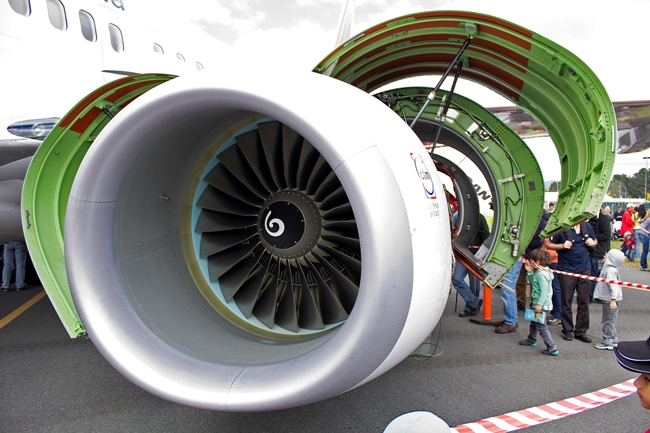 Cfm56-7b: an inside look at the most successful engine in commercial aviation history developed by cfm international