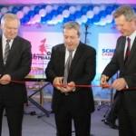 Новый трейлер центр Cargobull в Санкт-Петербурге