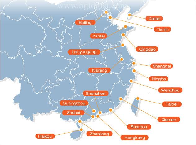 Китай снижает портовые сборы