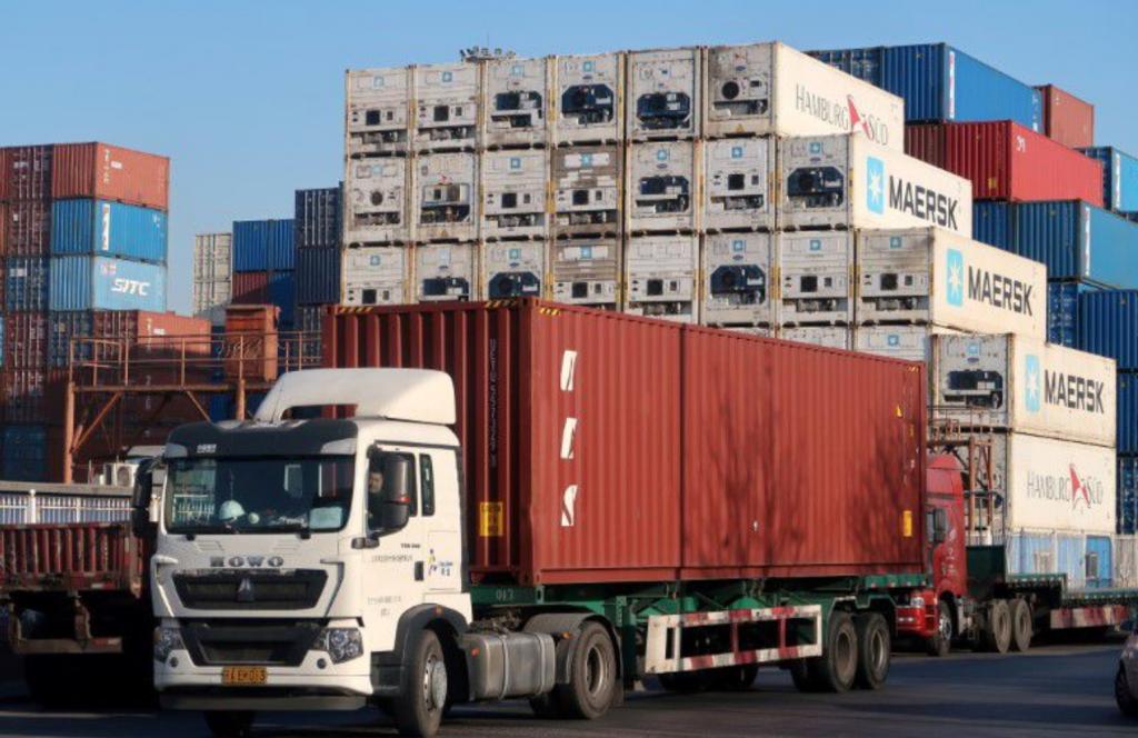 Замедление экспорта Китая в июле может сигнализировать о новых скачках в будущем