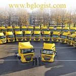 DAF доставит 600 грузовиков компании Waberer