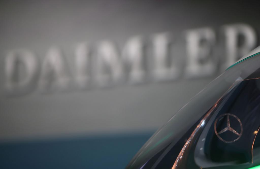 Daimler выплатит Nokia патентные сборы, положив конец судебным спорам в Германии