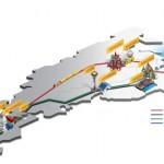 Новое мультимодальное решение между Европой и Тайванем от DHL