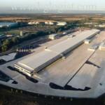 Построен крупнейший центр для курьерских отправлений в Европе