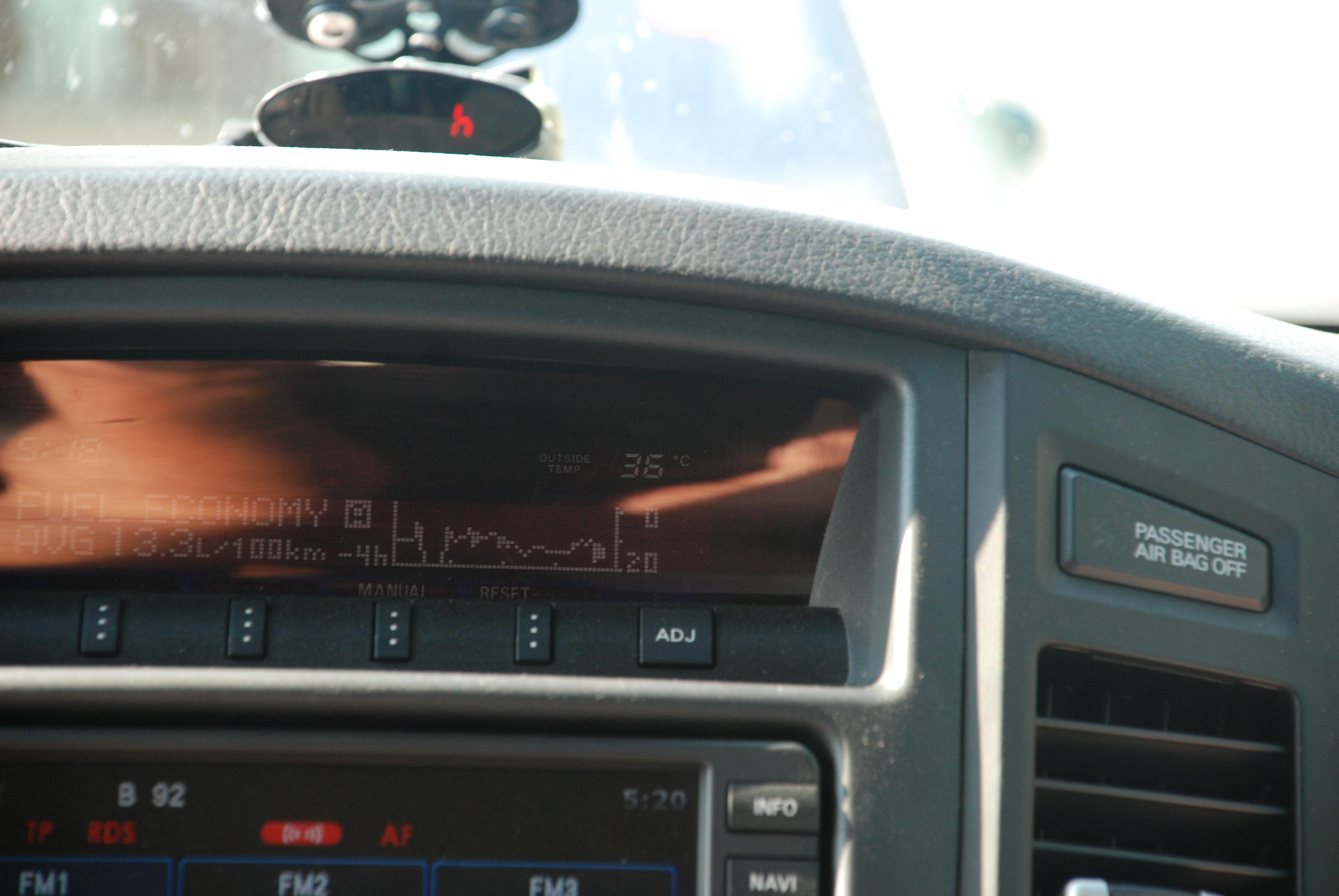 Сорокаградусная жара остановила перевозки