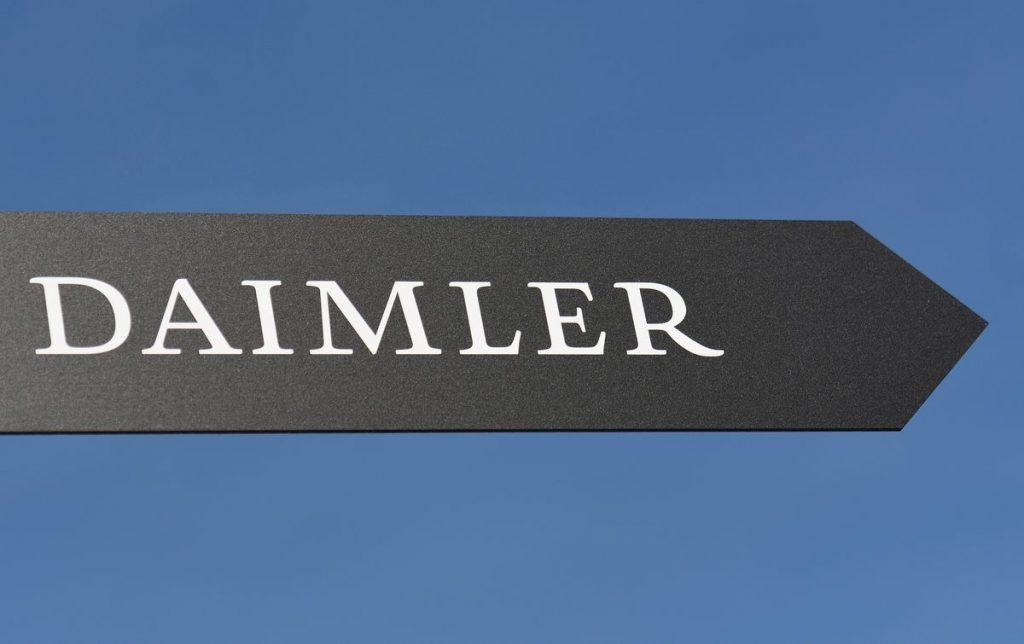 Daimler сохранит 35% акций в бизнесе грузовых автомобилей