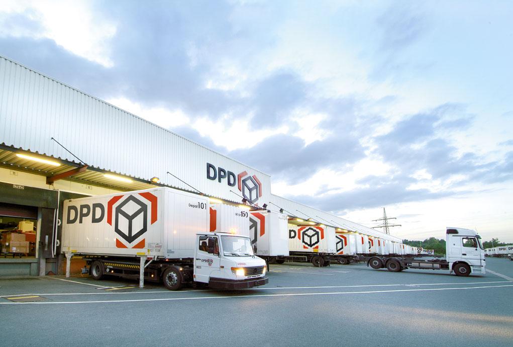 DPD с новым центром логистики