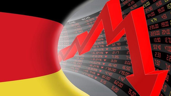 Германия на пороге рецессии! Падение DAX на 10%?