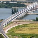 Стоимость проезда по мосту Дунай 2