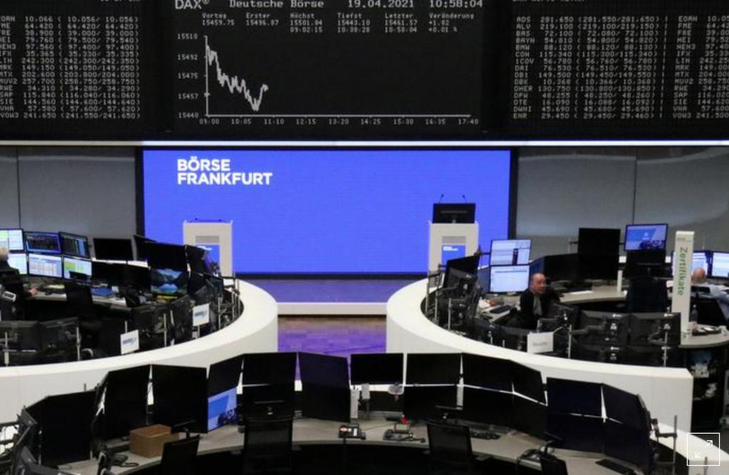 Europe Inc ожидает рекордного роста прибыли в первом квартале по мере восстановления экономики