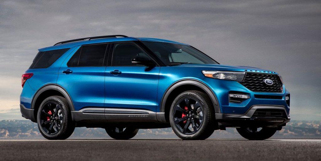 Ford отзывает 775 000 внедорожников из-за проблем с рулевым управлением