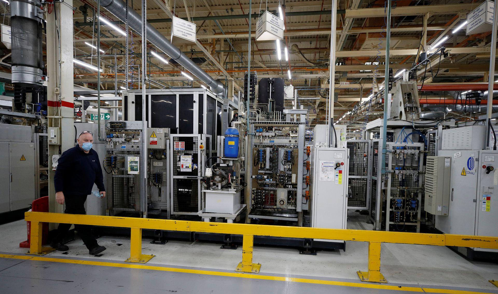 Ford инвестирует в производство запчастей для электромобилей на заводе в Великобритании