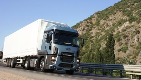 Новый Ford Cargo