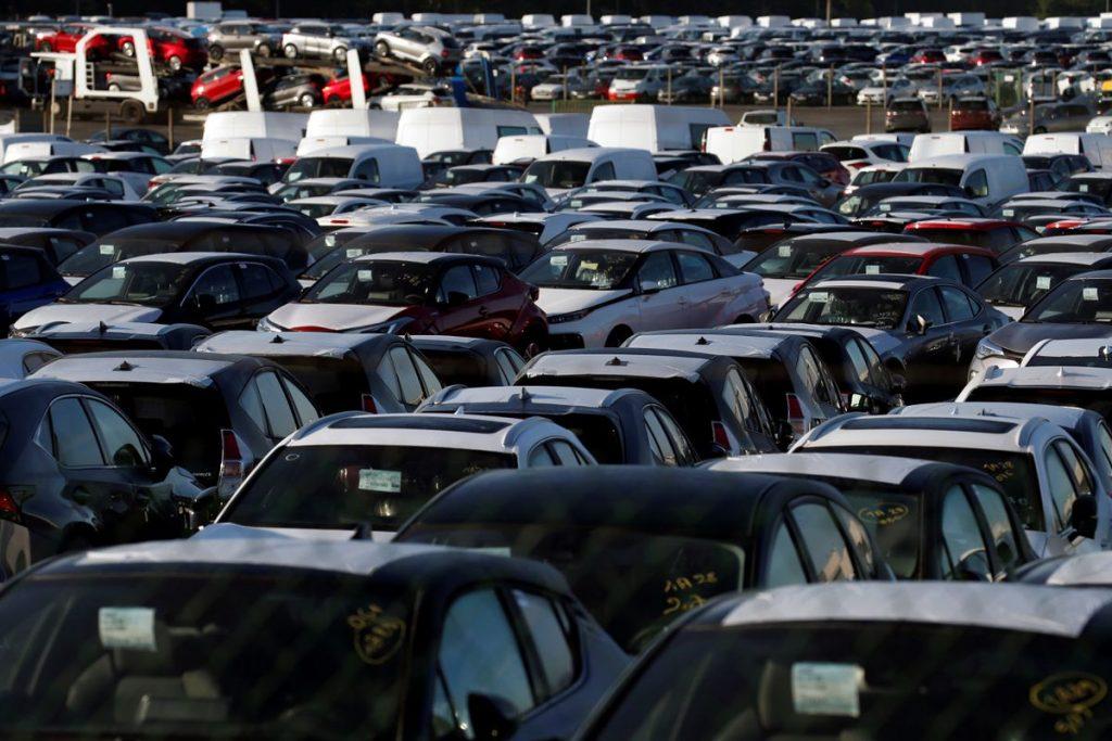 French car market