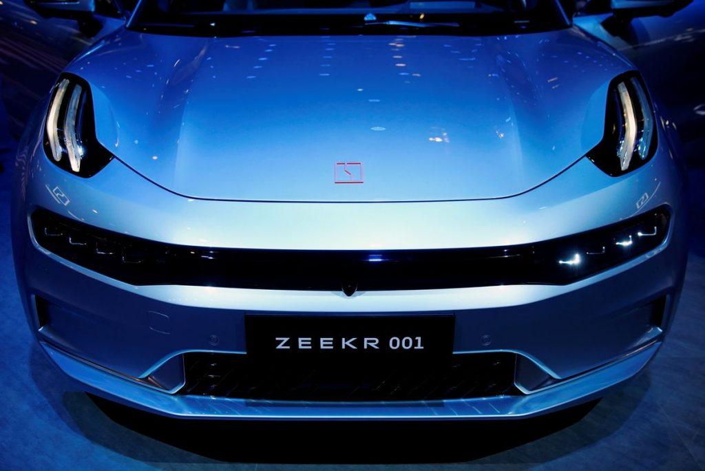Geely's EV brand Zeekr raises $500 mln in first external funding