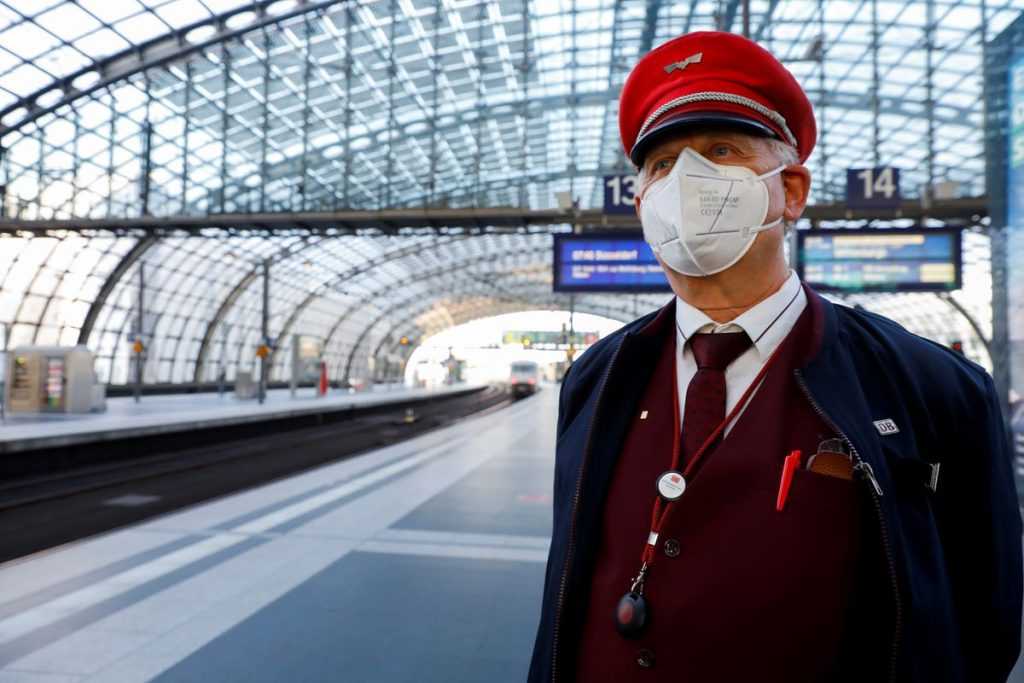 Deutsche Bahn сделал новое предложение по обучению машинистов предотвращению забастовки железнодорожников
