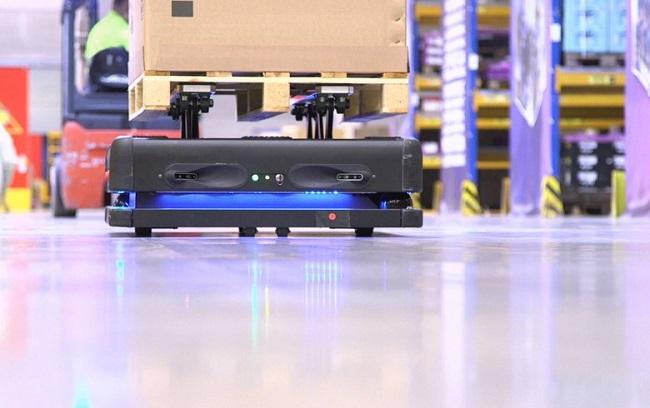 Роботы нового поколения на базе DB Schenker