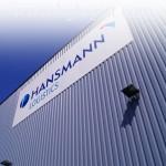 HANSMANN Logistik открывает новый логистический центр