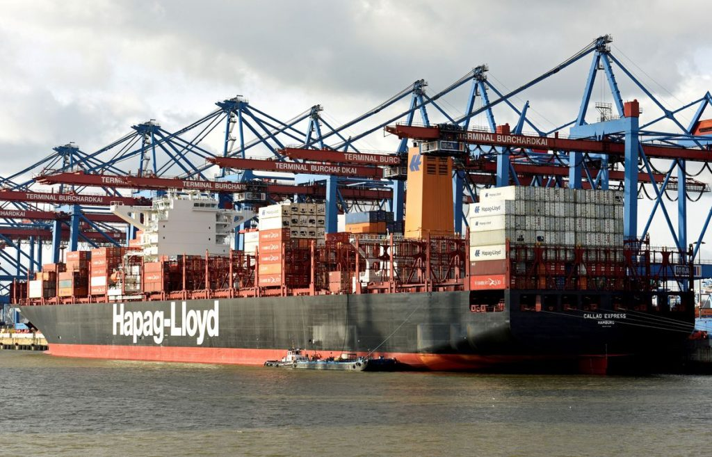 Hapag-Lloyd: судоходство находится в гуще сбоев в цепочке поставок
