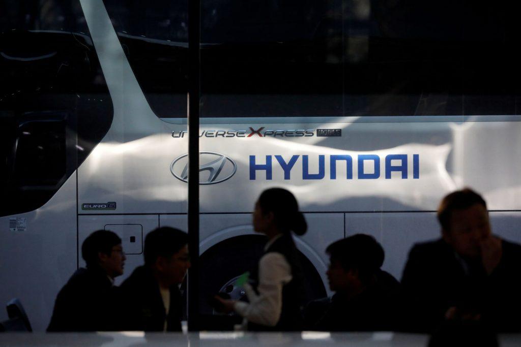 Hyundai Motor намерена использовать чип собственной разработки для будущего автомобиля - сми