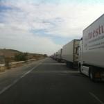 Турция продолжает незаконно удерживать перевозчиков ряда стран