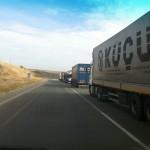 Блокада турецкой границы