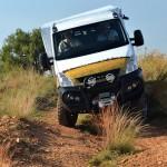 Африканские проверки Iveco