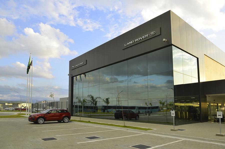 DHL взяла на себя материально-техническое обеспечение бразильского завода Jaguar
