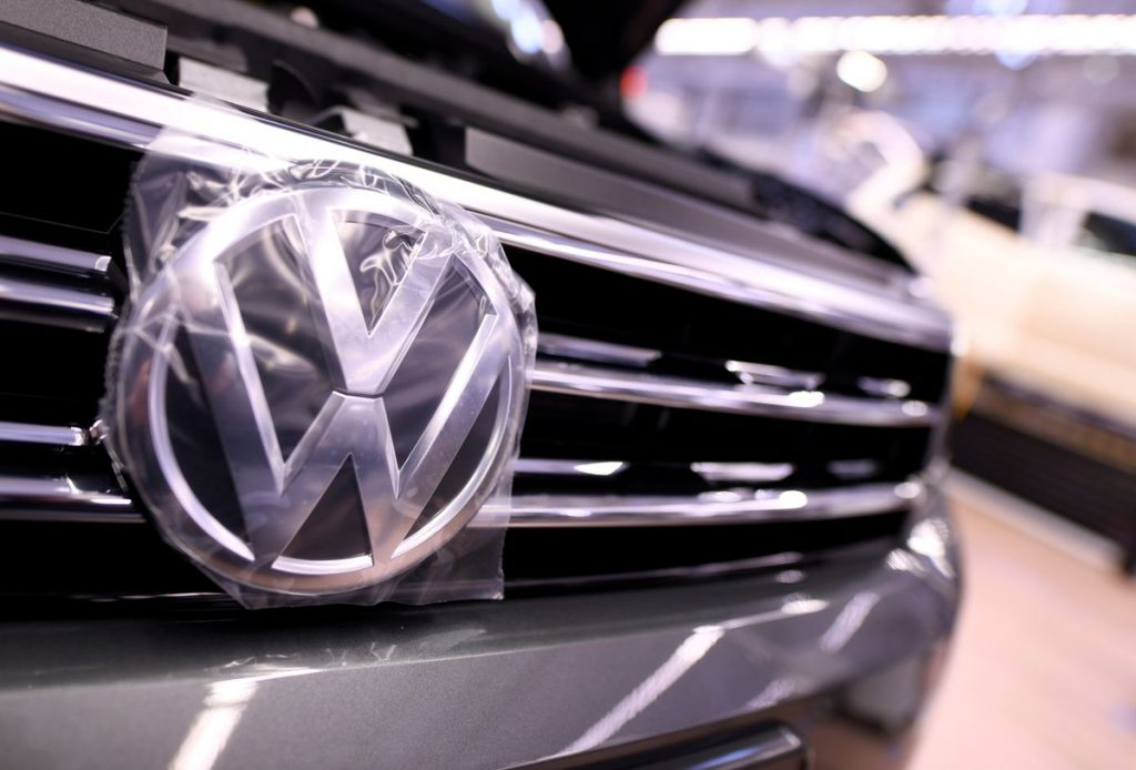 KBA требует отзыв 200000 мультивэнов VW T6