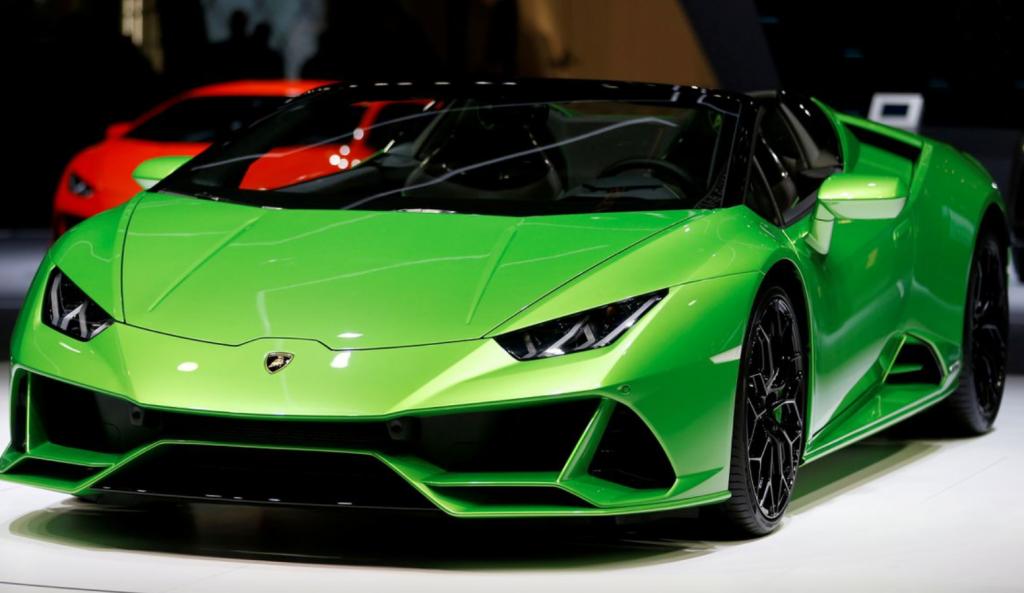 Претендент на Lamborghini компания Quantum делает инновационный шаг для Volkswagen