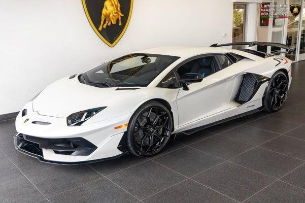 Volkswagen отрицает планы по продаже или листингу акций Lamborghini