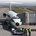 Аэропорт Софии с положительной динамикой
