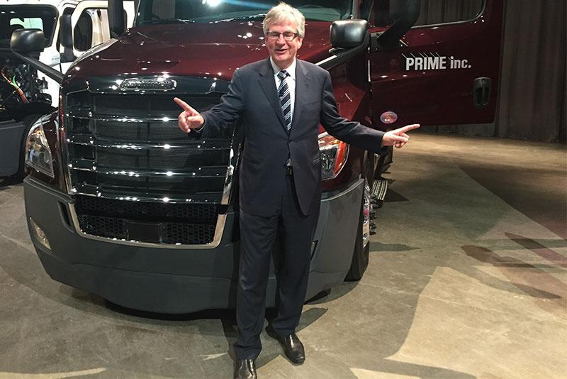 Босс Daimler Truck заявил, что поставки чипов еще больше сократились