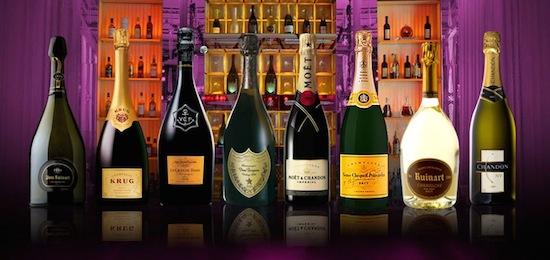 Moet Hennessy приостанавливает поставки шампанского в Россию