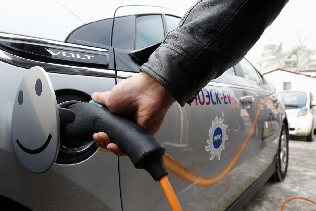 Россия планирует субсидировать электромобили, чтобы стимулировать спрос