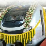 Первая линия метро в Мумбае