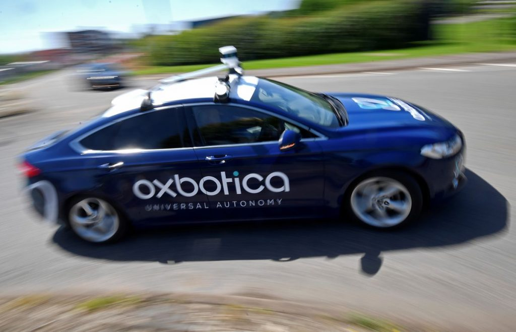 Oxbotica to develop multi-purpose self-driving vehicle with AppliedEV