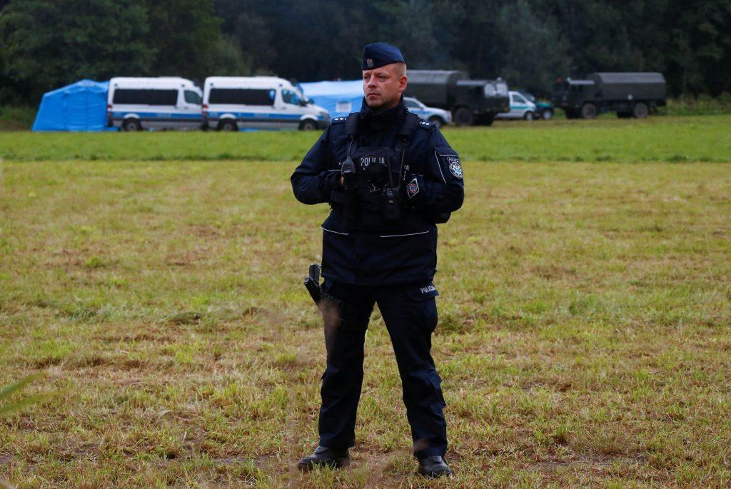 Польша объявила чрезвычайное положение на границе с Беларусью на фоне притока мигрантов